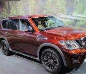 2022 Nissan Armada New Titan Towing Capacity Platinum Reviews