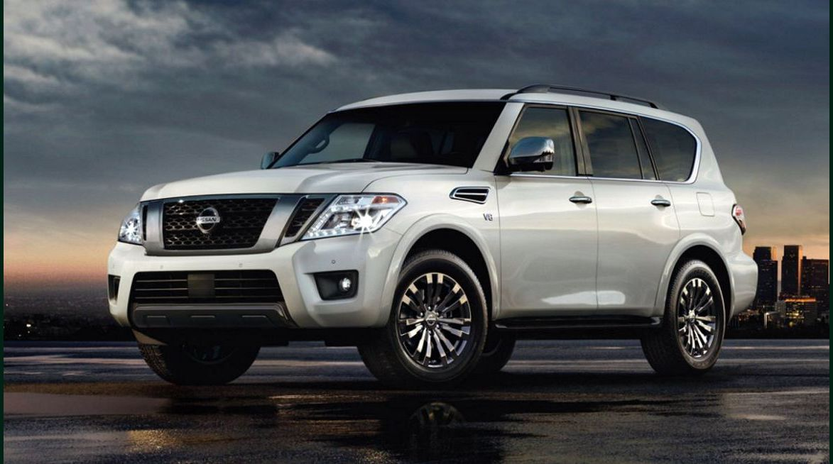 2022 Nissan Armada Release Date Interior Redesign 2021 Changes
