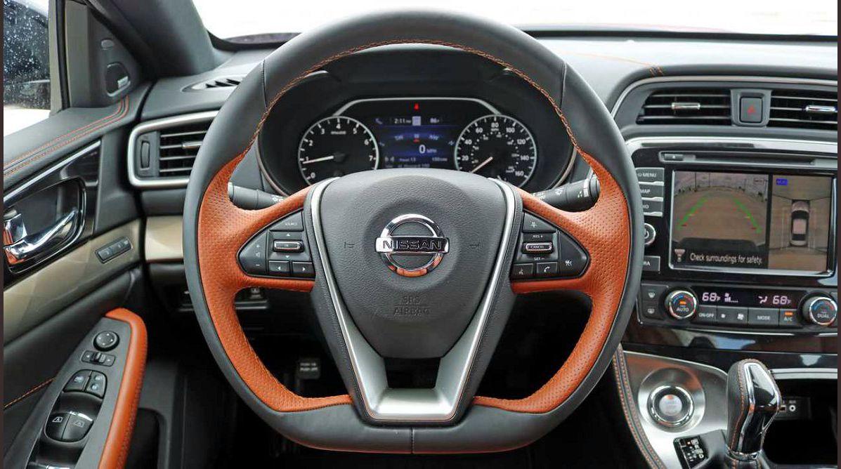 2022 Nissan Maxima Platinum Price 2023 2025 Altima Interior
