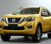 2022 Nissan Paladin Best Suv Black Brunei Headlight