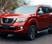 2022 Nissan Paladin Cargo Space Car Customized Canada Cash