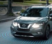 2022 Nissan Rogue Accessories Actress All Wheel Drive Lock