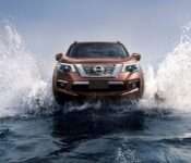 2022 Nissan Xterra Back Cabin Dimensions Decals Specs