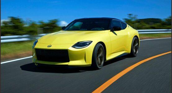 2022 Nissan Z Body Kit Blue Build Backseat Styles