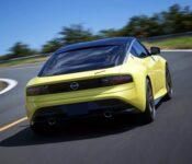 2022 Nissan Z Coupe X Datsun Designer Door Projector