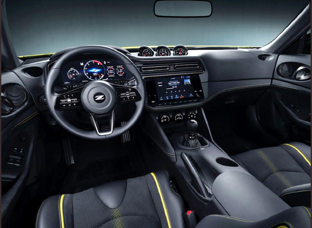 2022 Nissan Z Engine 2021 Specs 400z Z350 Z400