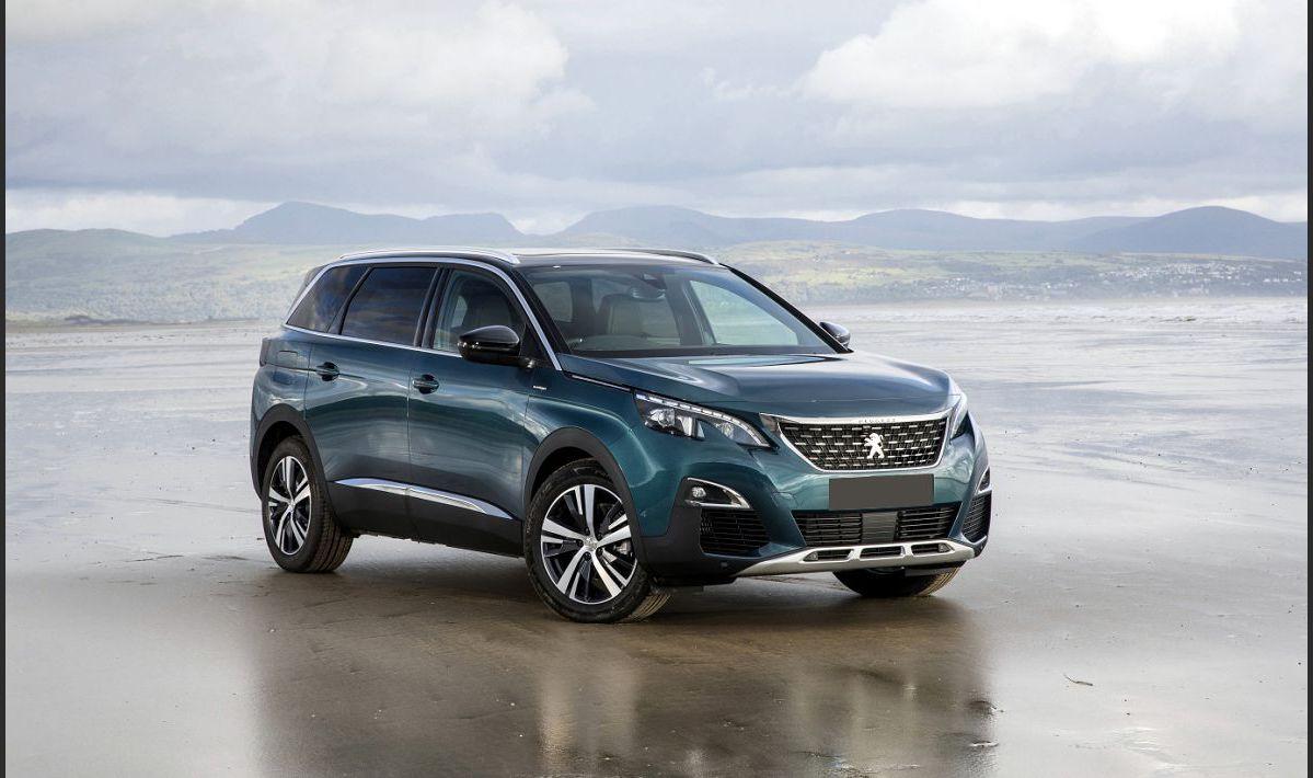 2022 Peugeot 5008 Grey The Car Lease A Inside Horsepower