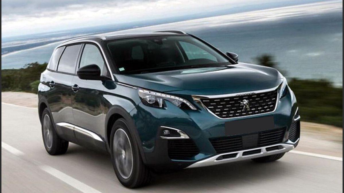 2022 Peugeot 5008 Gt In Vietnam For Sale Allure Engine