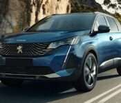 2022 Peugeot 5008 Seater Towing Capacity Boot Space