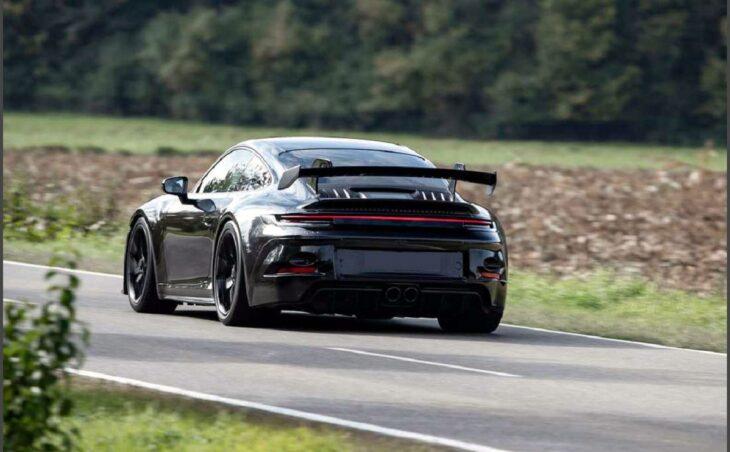 2022 Porsche 911 Gt3 922 For Sale Cup Top Speed Insurance