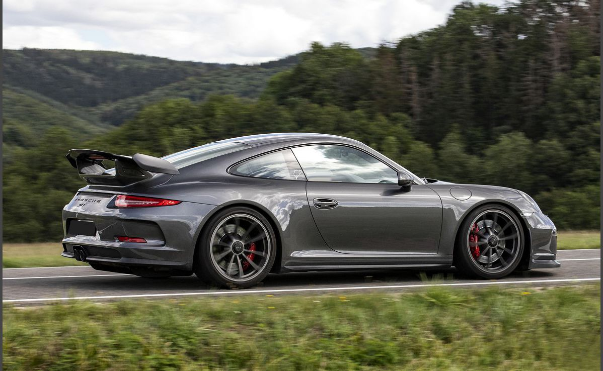 2022 Porsche 911 Gt3 A Cost Lease Build Buy Does Interior