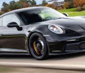 2022 Porsche 911 Gt3 Dimensions Diecast Daily Drivetrain Drawing