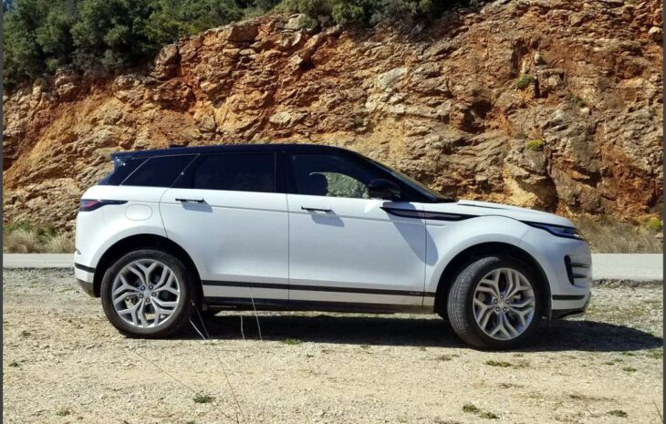 2022 Range Rover Evoque 2021 2029 Redesign 2020 Availability Release Date