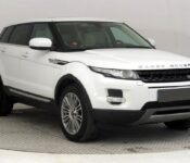 2022 Range Rover Evoque Accessories Autobiography All Black Auxiliary Battery