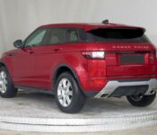 2022 Range Rover Evoque Apple Carplay Atlanta Ambient Lighting