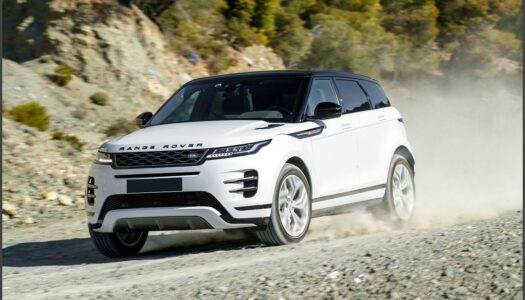 2022 Range Rover Evoque S Video Land Convertible Used Engine