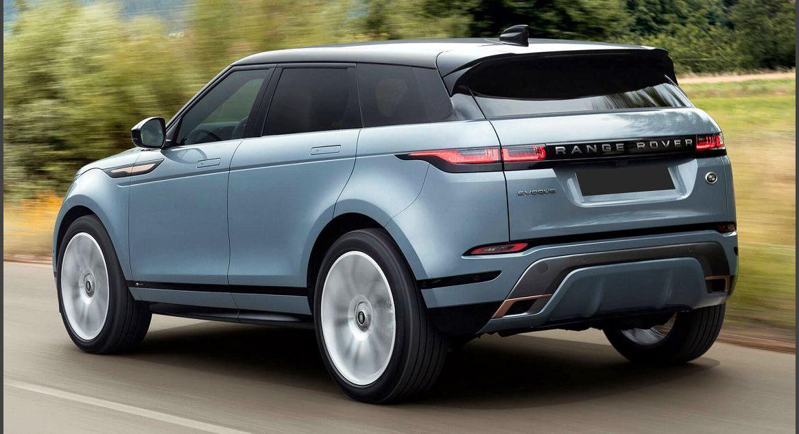2022 Range Rover Evoque The Features A Rent Buy Build Sport