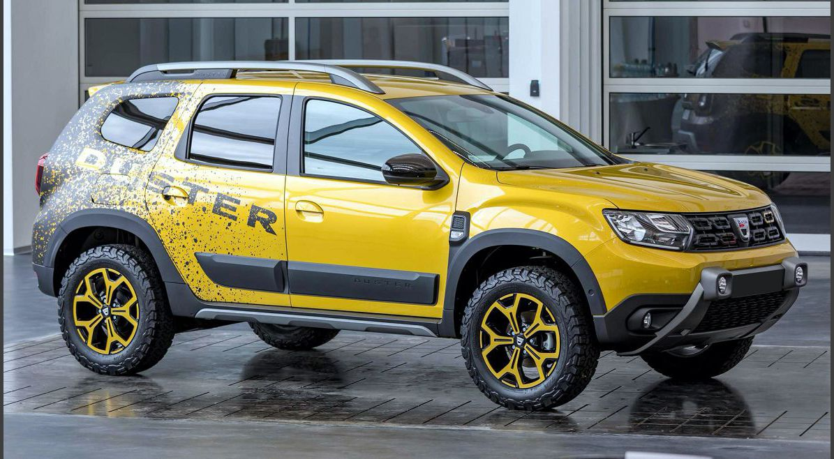 2022 Renault Duster Model Colombia Colors Cardekho Canada Colours