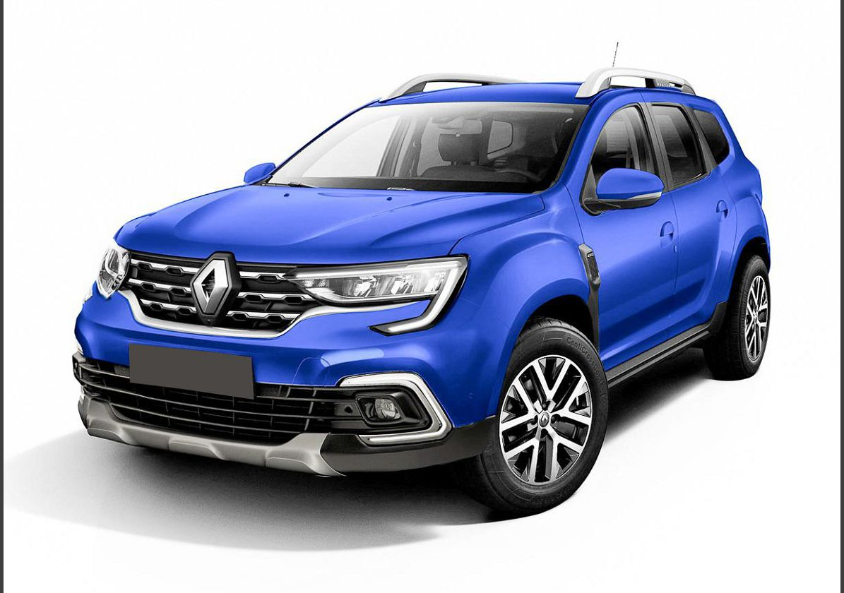 2022 Renault Duster Oroch 2021 Mileage Automatic In Awd