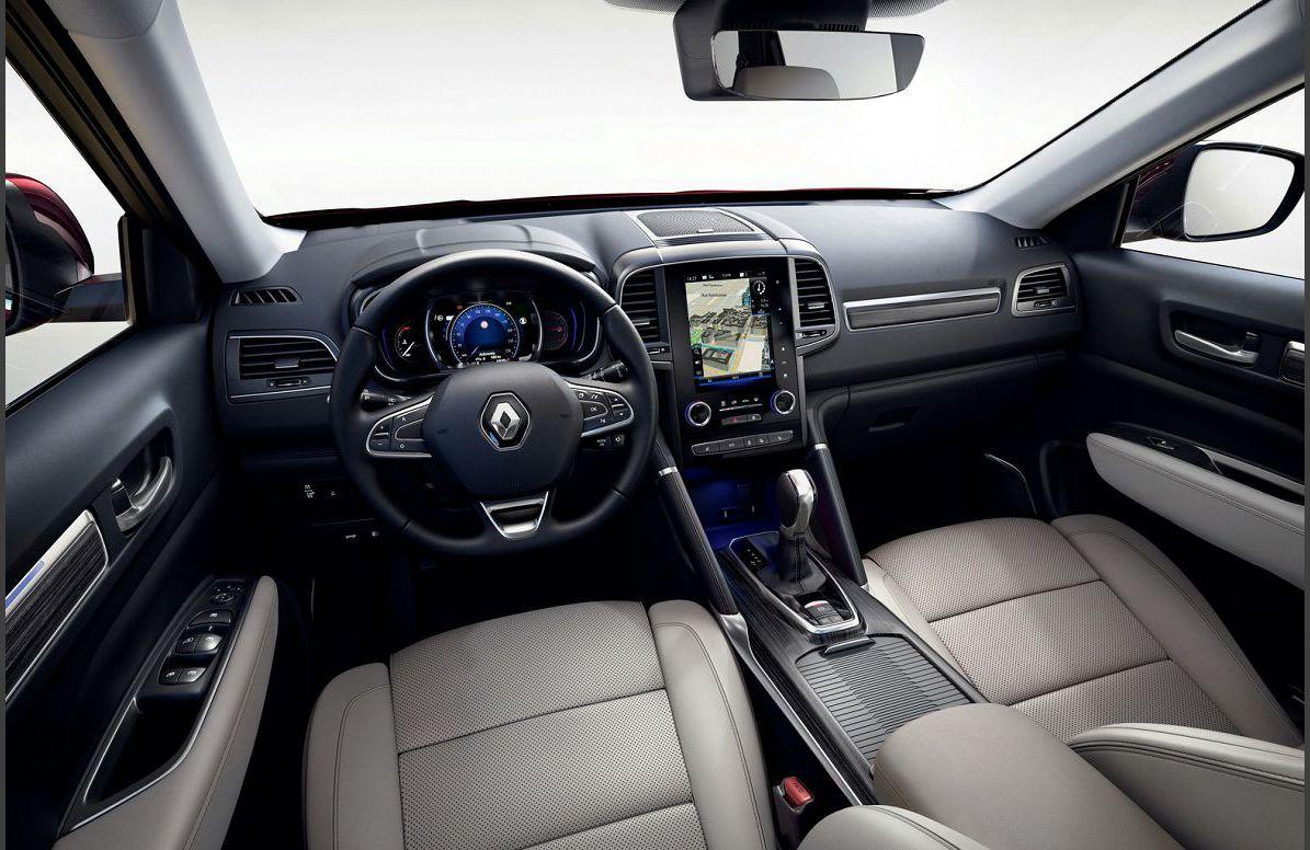 2022 Renault Koleos Where To Buy Black Edition Engine