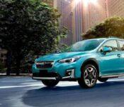 2022 Subaru Crosstrek Buy Towing Blue Bike Rack Bumper