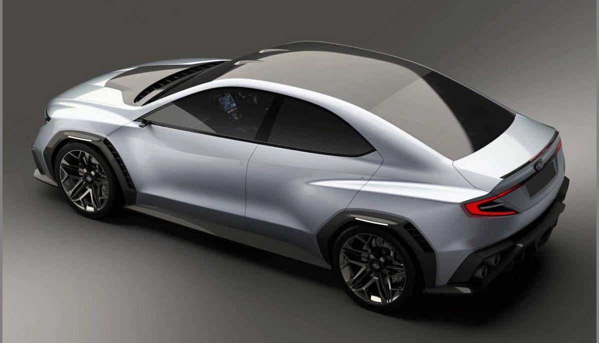 2022 Subaru Wrx Sti Blue Best Year Blobeye Custom Msrp