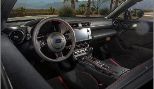 2022 Subaru Wrx Sti Spy Shots Hatchback 0 60 Engine Impreza