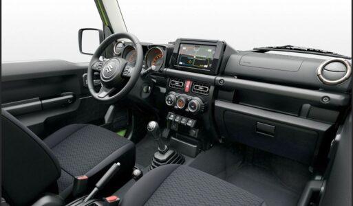 2022 Suzuki Jimny Coming To Configurator C Performance