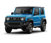 2022 Suzuki Jimny The Review Van Buy A Lease Interior