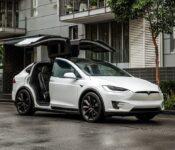 2022 Tesla Model X G Wagon Vs Force Mercedes Lateral