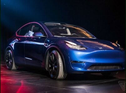 2022 Tesla Model Y It Black Battery Capacity Blue Best Images