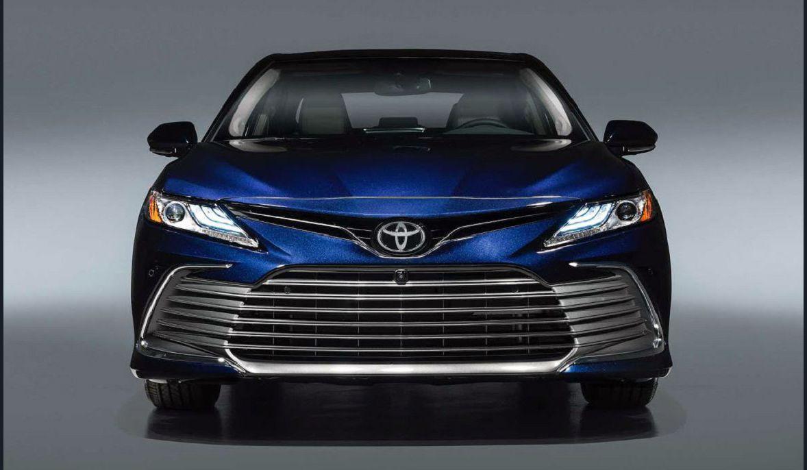 2022 Toyota Camry Battery Bolt Pattern Black Body Kit