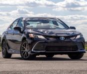 2022 Toyota Camry New Refresh 209 V6 Xle Insurance
