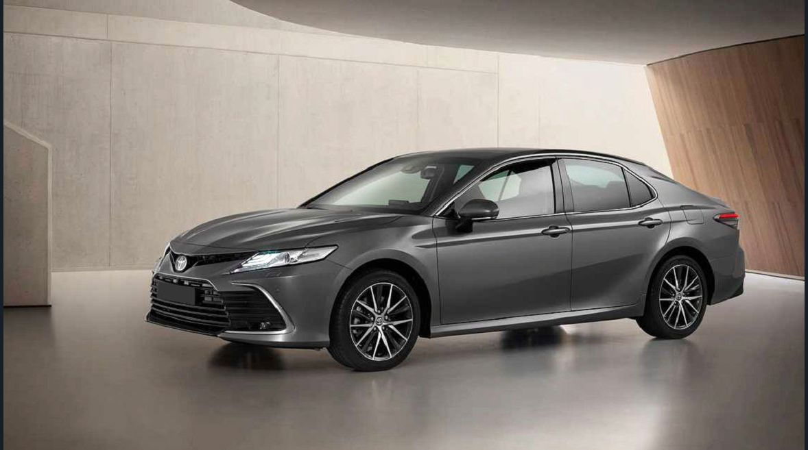 2022 Toyota Camry On Shifter Trip In Forward Pillar Lease