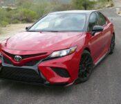2022 Toyota Camry Redesign Xse Trd Hybrid Se Inside