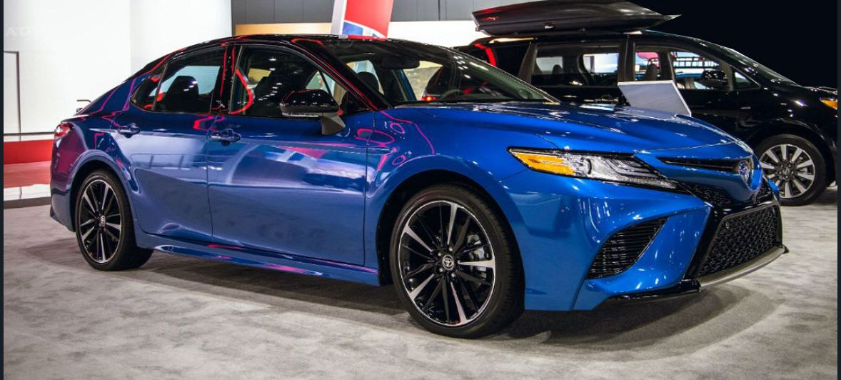 2022 Toyota Camry What Will The Look Like Model Colors