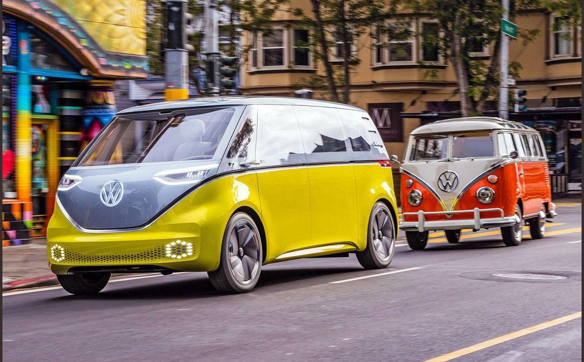 2022 Volkswagen Bus List Mileage New 2023 Specs Hippie