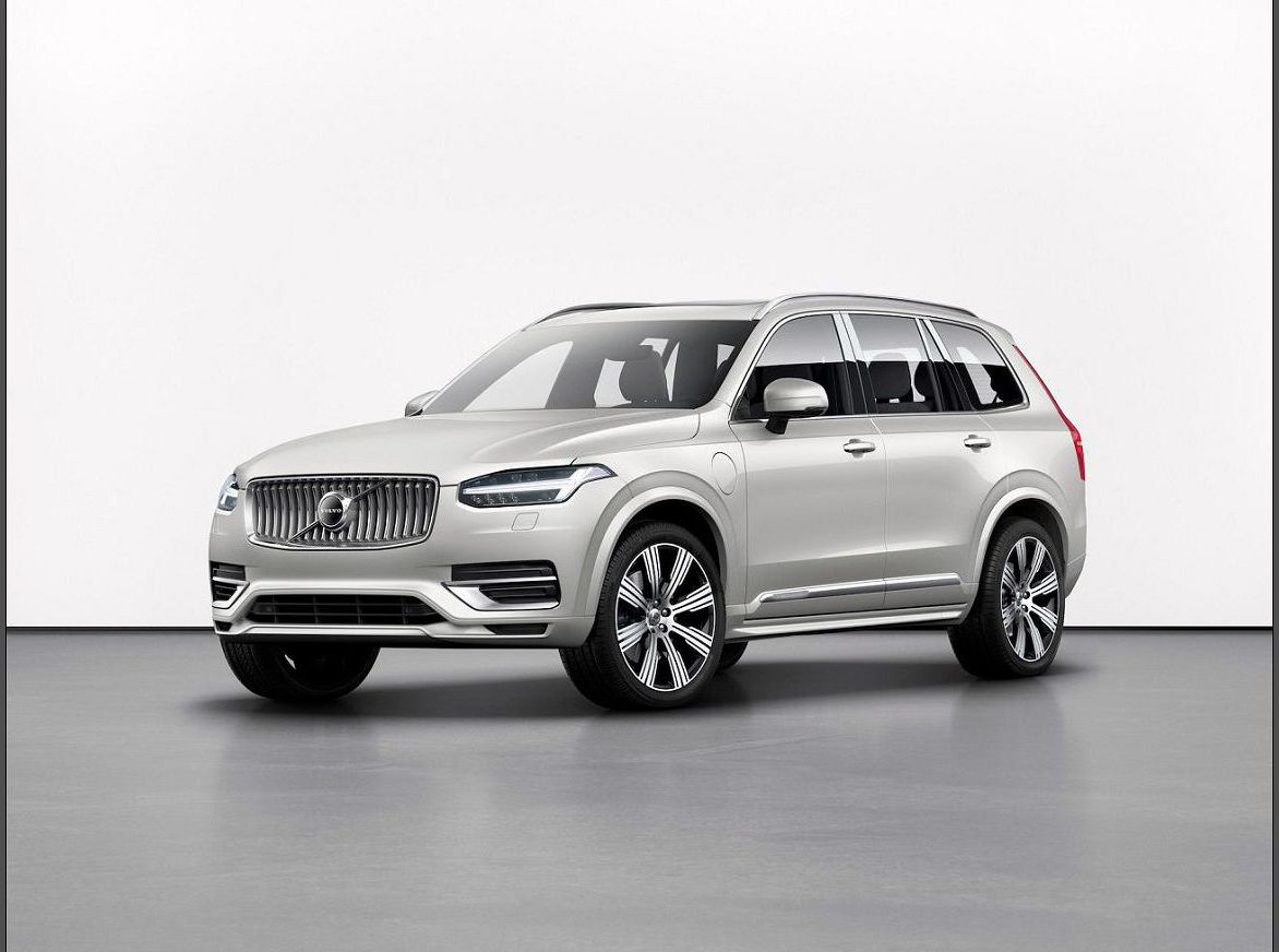 2022 Volvo Xc90 Hybrid Concept Changes A New Design