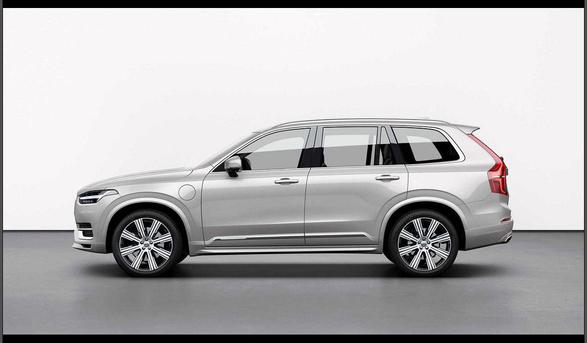 2022 Volvo Xc90 Ny Nouvelle 2021 Recharge T8 Ev Suv