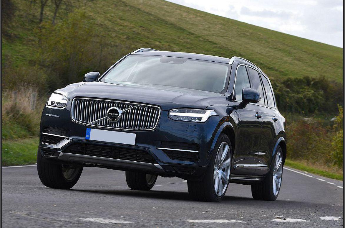 2022 Volvo Xc90 Redesign Release Date Interior Spy Shots