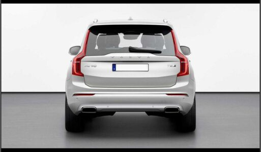 2022 Volvo Xc90 Reviews Battery Baby Location Booster Car