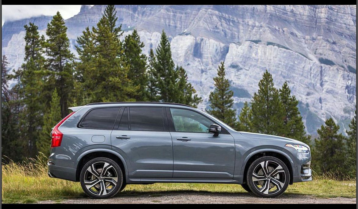 2022 volvo xc90 used lease accessories awd air suspension