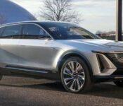 2023 Cadillac Lyriq Assembly Plant And Celestiq Photos