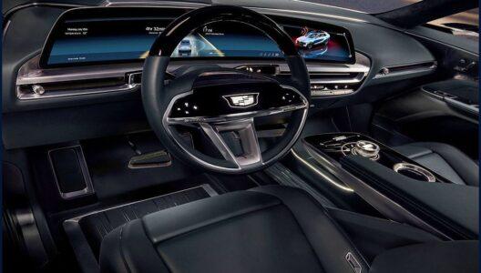 2023 Cadillac Lyriq Gm Authority Autonomie The Battery Brand Built