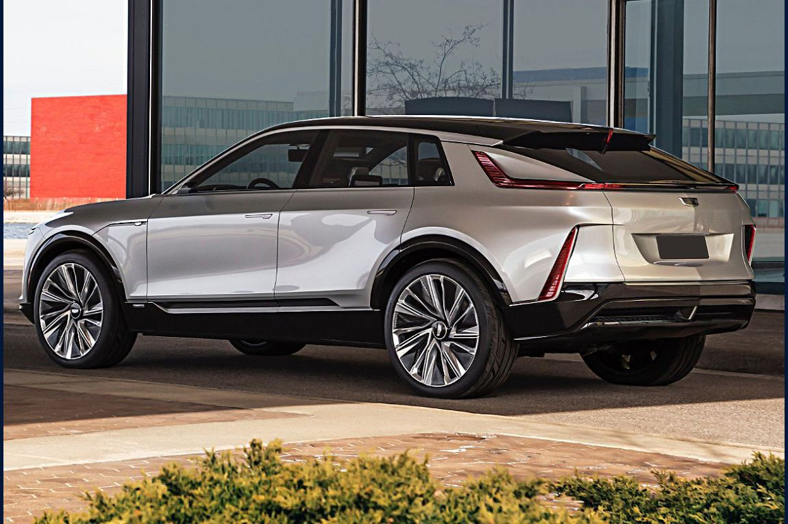2023 Cadillac Lyriq Time Canada Charging China Dimensions Debut