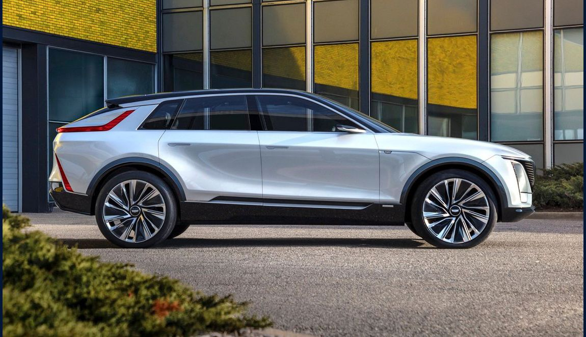 2023 Cadillac Lyriq When Will Be Available By Cost Crossover Colors Charge
