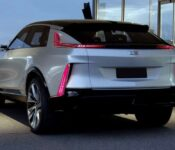 2023 Cadillac Lyriq Where Black 2022 Images Lease Production