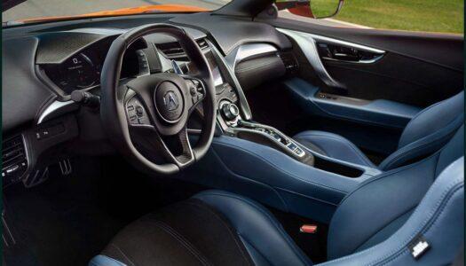 2022 Acura Nsx 2012 0 60 0 To 60 199 Interior Images