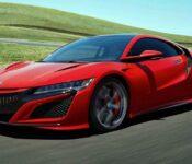 2022 Acura Nsx Body Kit Build Back Base Bring Mpg