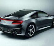 2022 Acura Nsx Colors Competitors Classic Value